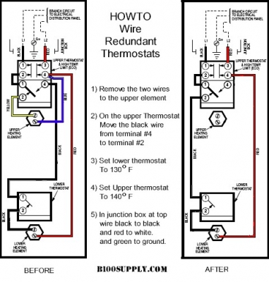 wiring appleseed thermostats