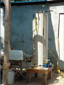 The Appleseed Biodiesel Reactor