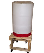 Plastic Drum Washtank Plans