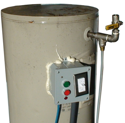 Controller for an Oil Desiccation Tank