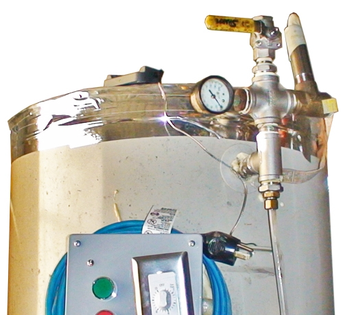 Oil Dessication Tank